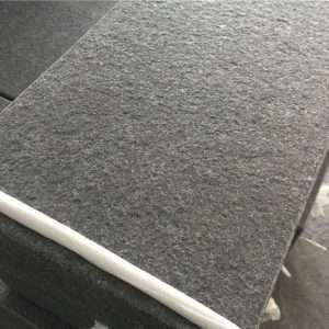 Granit Nero Pombeii fiamat